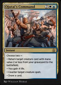 Ojutai's Command image