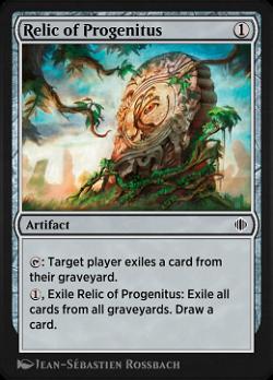 Relic of Progenitus image
