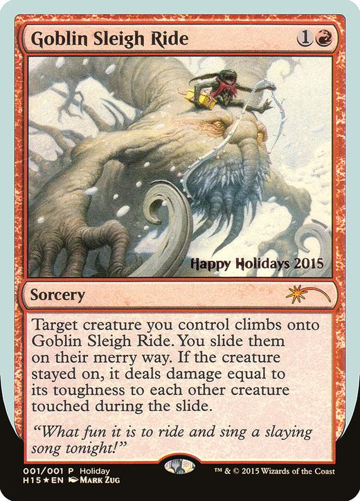 Goblin Sleigh Ride image