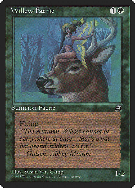 Willow Faerie image