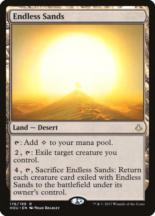Endless Sands image