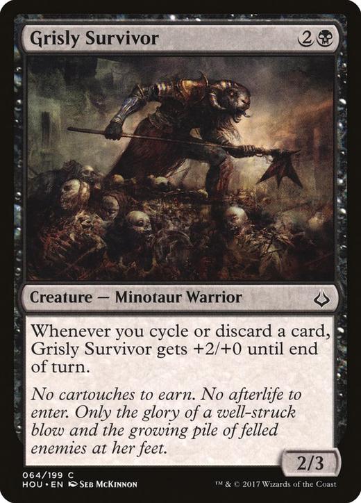Grisly Survivor image