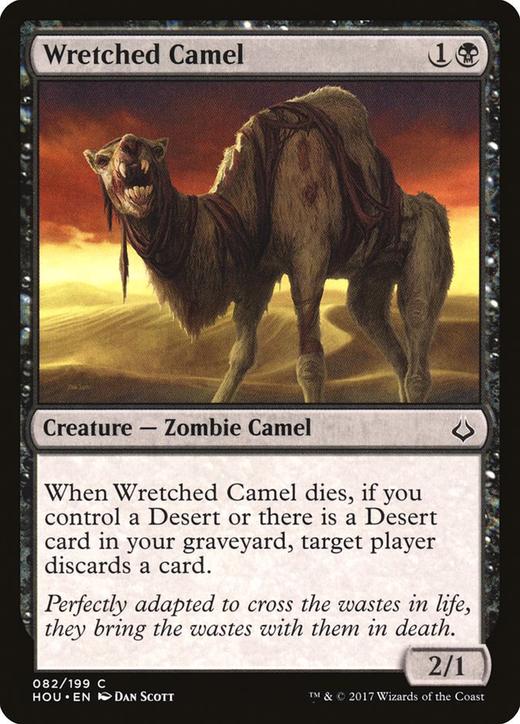 Wretched Camel image