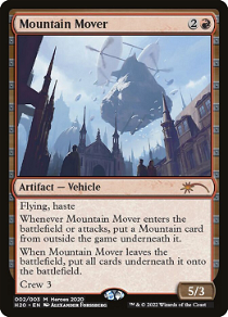 Mountain Mover image