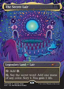 The Secret Lair image