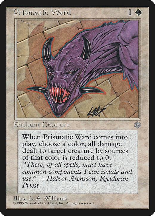 Prismatic Ward image