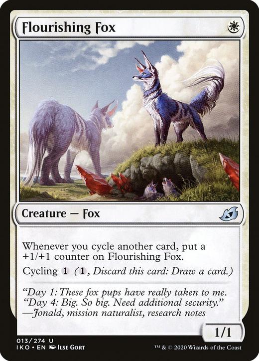 Flourishing Fox image