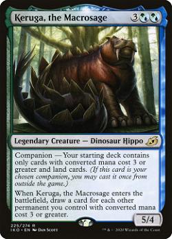 Keruga, the Macrosage image
