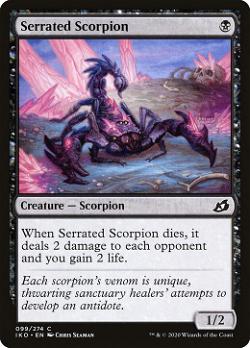 Serrated Scorpion image