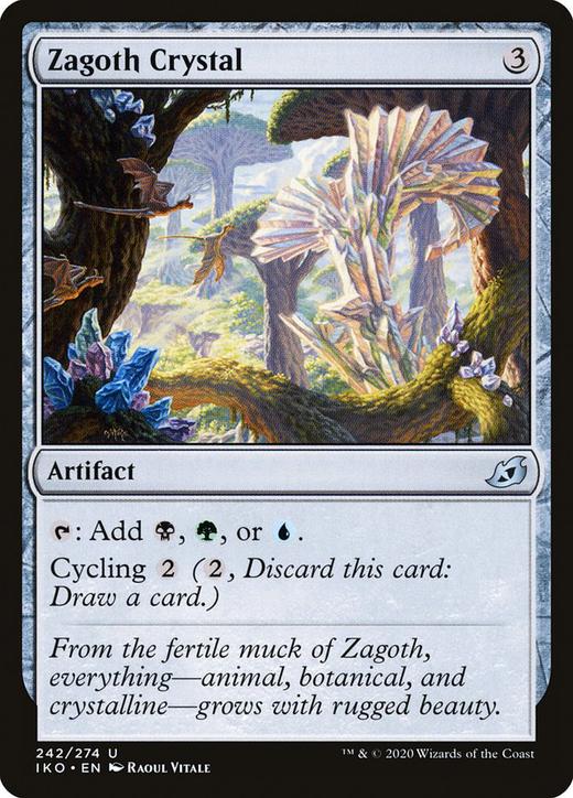 Zagoth Crystal image