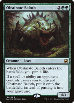Obstinate Baloth image