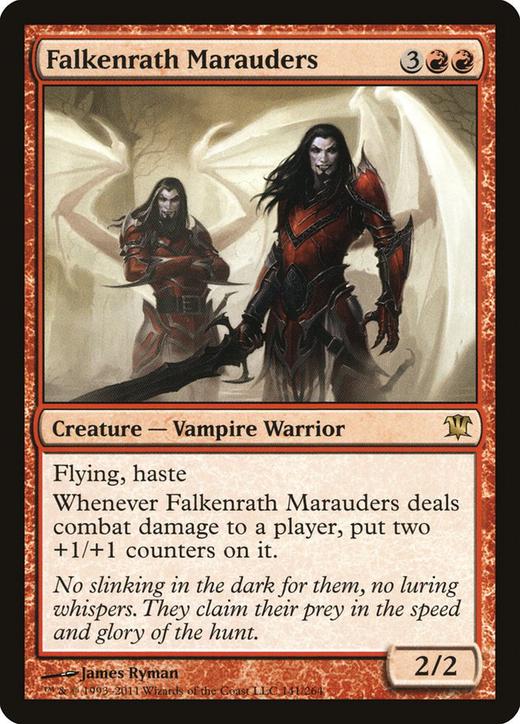 Falkenrath Marauders image