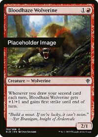 Bloodhaze Wolverine image