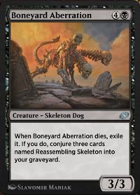 Boneyard Aberration image