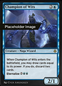 Champion of Wits image