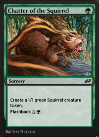 Chatter of the Squirrel image