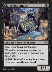 Clattering Augur image