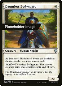 Dauntless Bodyguard image
