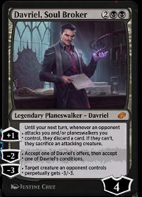 Davriel, Soul Broker image