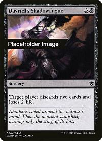 Davriel's Shadowfugue image