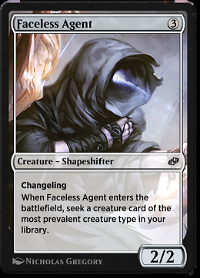 Faceless Agent image