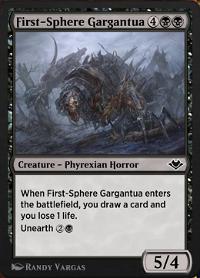First-Sphere Gargantua image