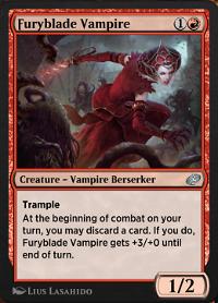 Furyblade Vampire image