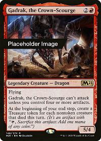 Gadrak, the Crown-Scourge image