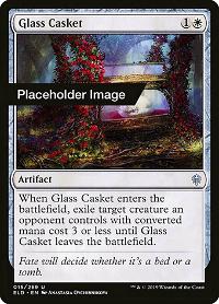 Glass Casket image