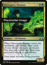 Glowspore Shaman image