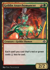 Goblin Anarchomancer image