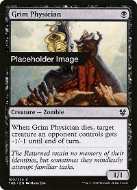 Grim Physician image