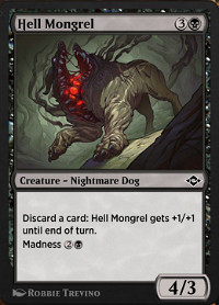 Hell Mongrel image