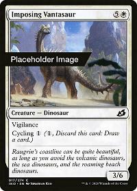 Imposing Vantasaur image