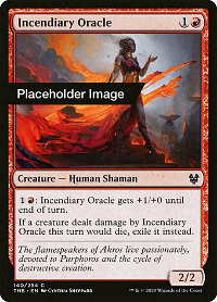 Incendiary Oracle image