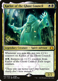 Karlov of the Ghost Council image