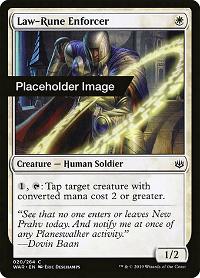 Law-Rune Enforcer image
