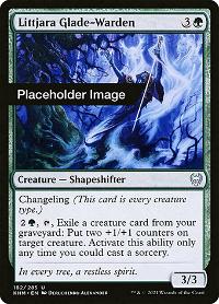 Littjara Glade-Warden image