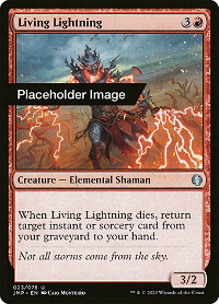 Living Lightning image