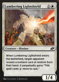 Lumbering Lightshield image