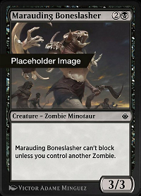 Marauding Boneslasher image