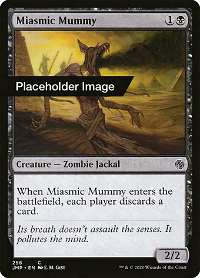 Miasmic Mummy image