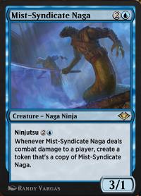 Mist-Syndicate Naga image