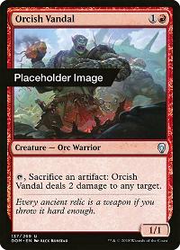 Orcish Vandal image