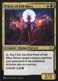 Priest of Fell Rites image