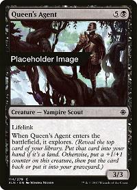 Queen's Agent image