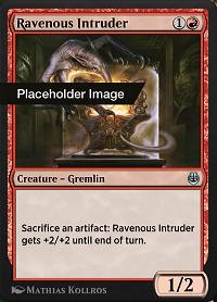 Ravenous Intruder image