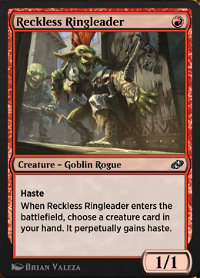 Reckless Ringleader image