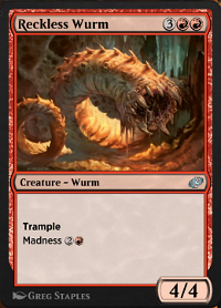 Reckless Wurm image