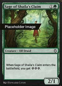 Sage of Shaila's Claim image